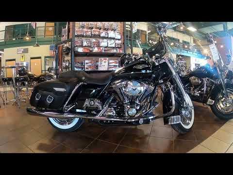 2005 Harley-Davidson Road King Classic FLHRC-I