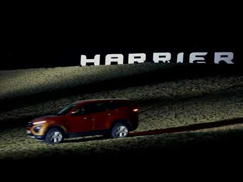Welcome The New Benchmark Of SUVs - Tata Harrier