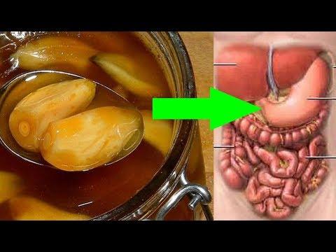 Wir treiben der Würmer von den Volksmethoden