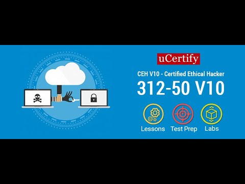 Certified Ethical Hacker Study Guide -uCertify - YouTube