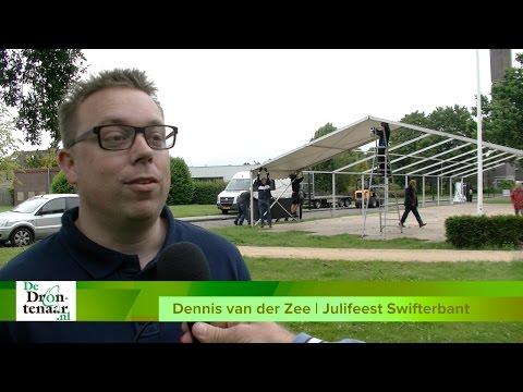 VIDEO | ,,Swifterbant is een gezellig dorp om een feestje te bouwen''