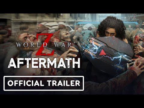 Official trailer de World War Z Aftermath