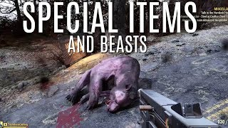 SPECIAL ITEM LOCATIONS and Monsters - Advanced Buildings and Walls - Fallout 76 Tips