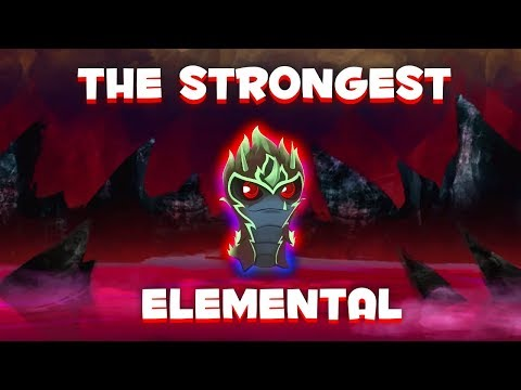 STRONGEST ELEMENTAL IN THE GAME???!!! - SLUGTERRA SLUG IT OUT 2!
