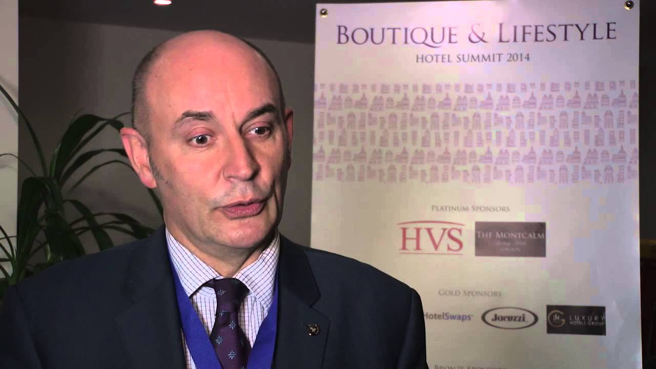 Charles Merchie on boutique hotel spas