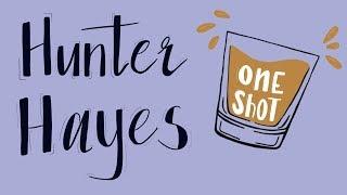 "Hunter Hayes   ""One Shot"" (Animated Shot Glass Lyric Video)"