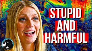 Gwyneth Paltrow's Netflix Series is Stupid and Harmful | Cynical Reviews
