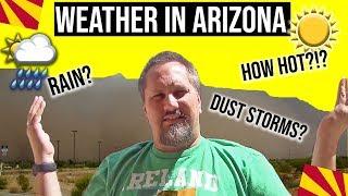 Arizona Weather: How Hot Is Phoenix Arizona (Moving / Living in Phoenix Arizona)
