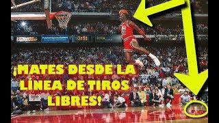 ¡LOS MATES MÁS BRUTALES DESDE LA LÍNEA DE TIROS LIBRES DE LA NBA!