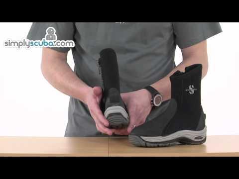 Scubapro Heavy Duty Boots – www.simplyscuba.com