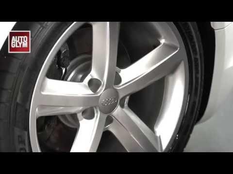 Autoglym Wheel protection 300 ml - film på YouTube