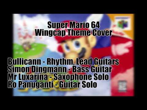 (Super Mario 64) Wingcap Theme Band Cover