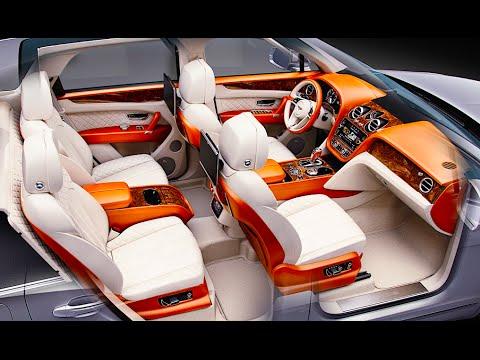 Bentley Bentayga INTERIOR Bentley SUV 2016 INTERIOR Commercial Bentley Mulliner CARJAM TV HD 2016