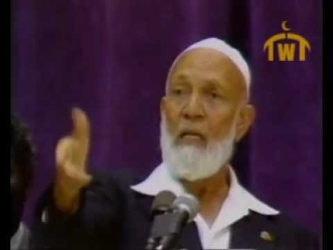 The Christians Say That 1 + 1 + 1 = 1 - FUNNY - Sh. Ahmed Deedat