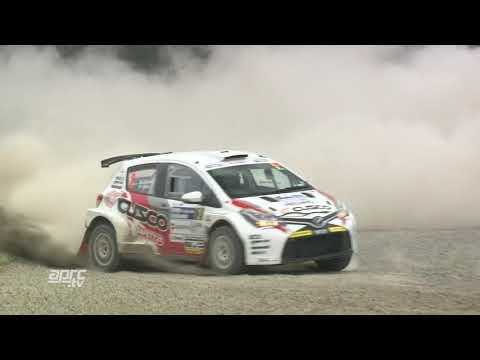 APRC18 - Rally Hokkaido - Cusco Toyota Vitz