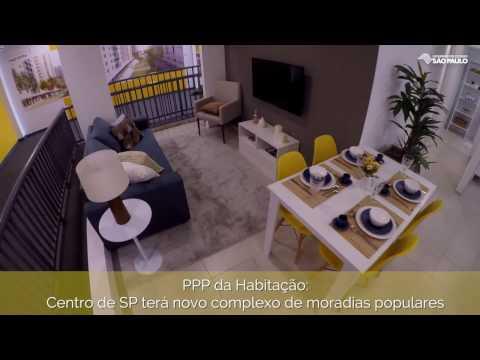 Obras do Complexo Habitacional Júlio Prestes começam no centro de São Paulo
