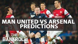 Video Manchester United Vs Arsenal | Soccer Picks & Predictions | Sat 19th Nov.