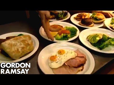 Chef Ramsay Happy with Improvements – Gordon Ramsay