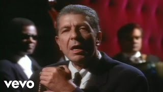 Leonard Cohen: Dance me to the end