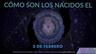 Cómo son los NACIDOS el 5 de Febrero?