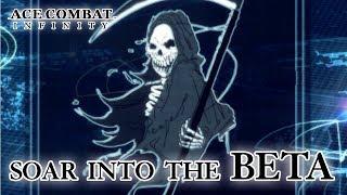 Ace Combat Infinity - PSN - Soar into the Beta (Trailer)