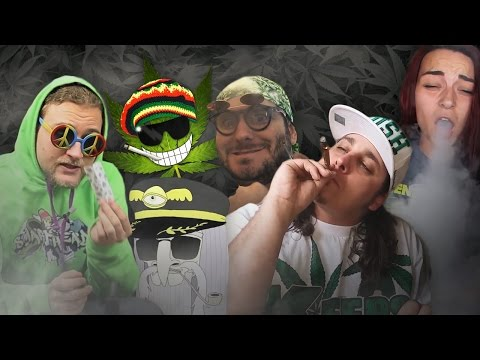Ultimate Funny Stoner Compilation 2016 [HD]