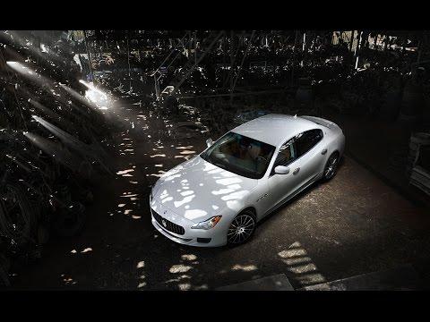 Maserati Quattroporte GTS – An elegant performance