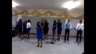 Nqubeko Mbatha Holy is the Lord covered by Londiwe Masondo