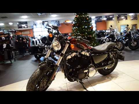 2016 Harley-Davidson XL1200X Sportster Forty-Eight