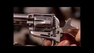 Comment c'est fait ? – Un revolver 6 coups Uberti