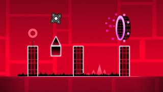 Geometry dash  level 4 dri out