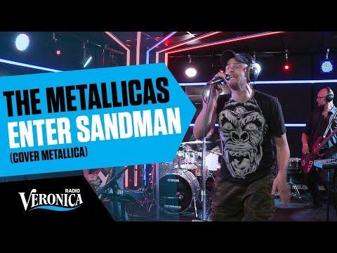 Tribute aan Metallica in 't Ukien
