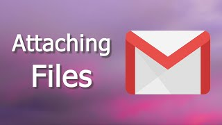 How to attach files to an email in Gmail