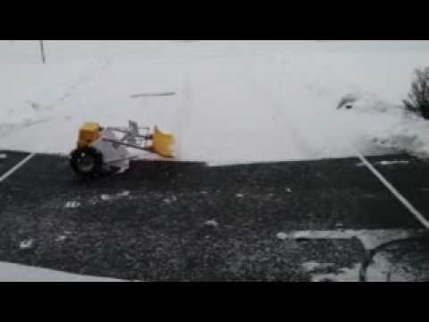 Snow Shoveling Robots: Where Were You During My Childhood?