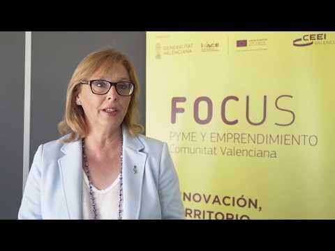Entrevista a Mª Dolores Celda en Focus Pyme y Emprendimiento Llíria 2019[;;;][;;;]