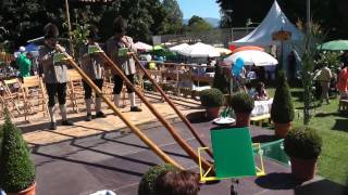 preview picture of video 'Strudelfest 2012 in Seeboden - Heimatherbst'
