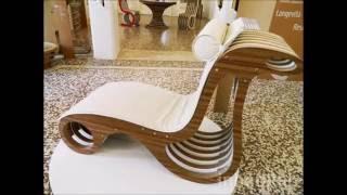 20 Amazing Cardboard DIY Furniture