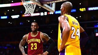"Michael Jordan UNLEASHED: ""Kobe IS BETTER than LeBron""! part 1"