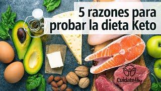 5 razones para probar la dieta Keto