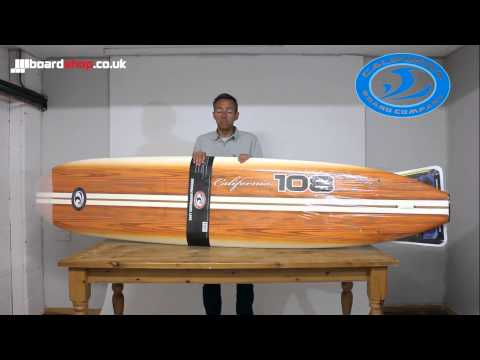 California Board Company 108 9ft Surfboard Review