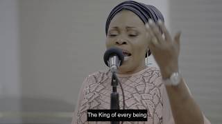 Tope Alabi and TY Bello - WAR  (Spontaneous Song)- Video