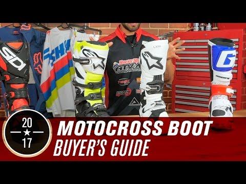 Best Motocross Boots | 2017