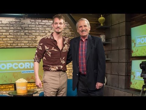 'Altered Carbon' star Joel Kinnaman on his dual roles in the hit sci-fi series