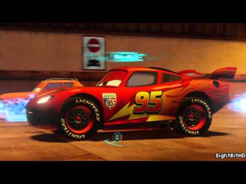 Cars 2 Game  Full Walkthrough  HD