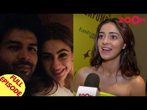 Kartik Aaryan refuses to shoot with Sara?   Ananya Panday on response for PPAW & more