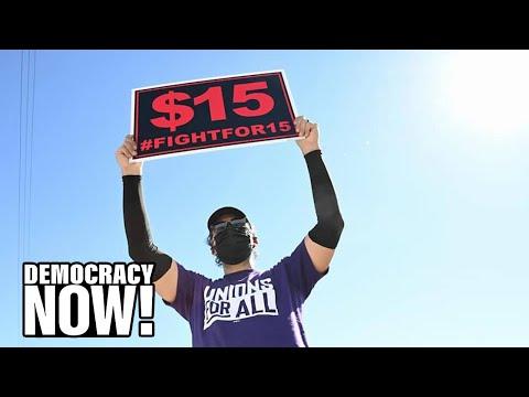 Rev. William Barber to Democrats: Overrule the Senate Parliamentarian & Pass the $15 Minimum Wage