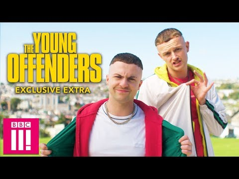 How Much Is Your Outfit Worth? | The Young Offenders Exclusive Extra