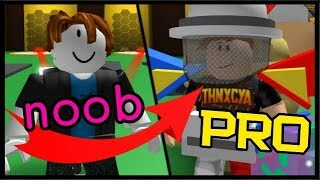 NOOB Vs PRO - *TOP* TIPS & TRICKS | Roblox Bee Swarm Simulator