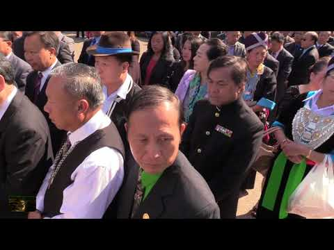 Open Ceremony For Hmong New Year At Stevens Point, WI, 2017 18