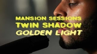 Twin Shadow Performs 'Golden Light'